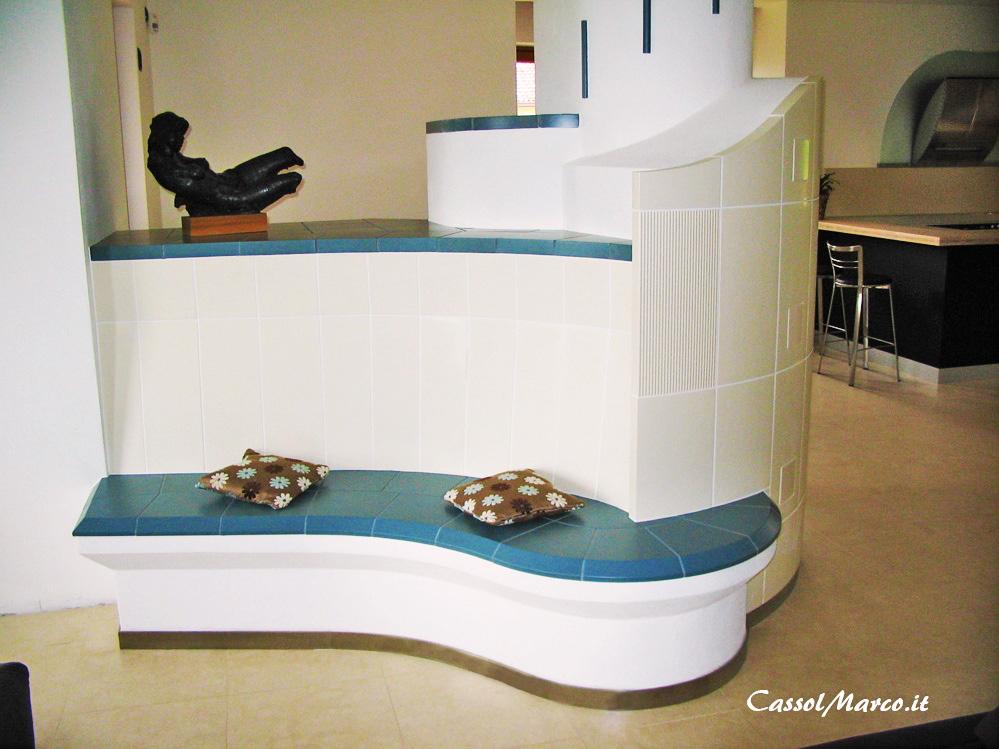 ristrutturazione ambienti domestici stufe a legna e. Black Bedroom Furniture Sets. Home Design Ideas