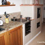 Cucina a legna: la miglior soluzione per riscaldare casa e cuocere i cibi