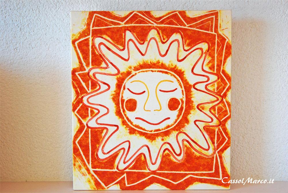 Il sole che scalda l'inverno