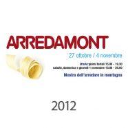 L'azienda Cassol Marco a Longarone alla Fiera Arredamont 2012