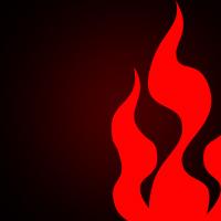 fuoco a vista stufa a legna
