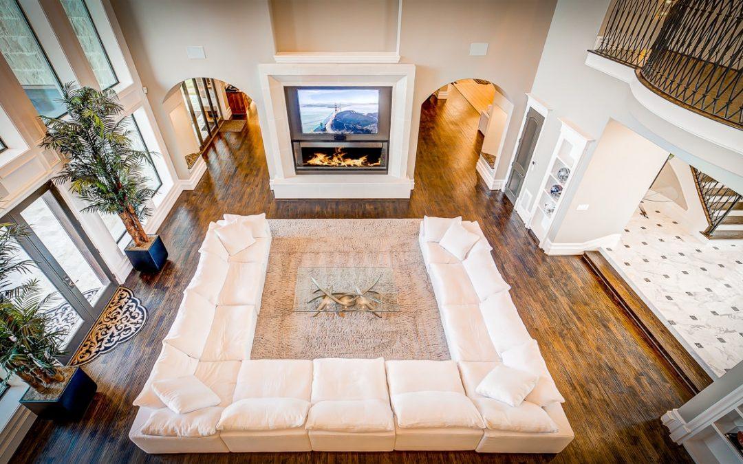 Riscaldamento a legna cresce l'interesse di privati, architetti e interior designer.
