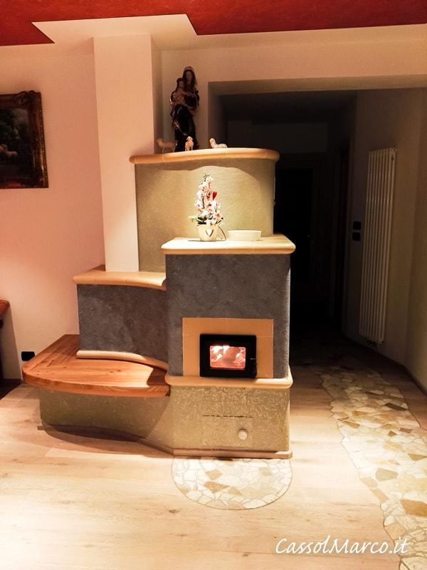 Cassol marco stufe su misura ceramica e muratura belluno - Riscaldare la casa in modo economico ...